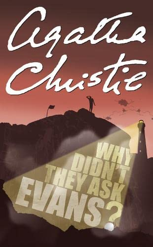 9780007122608: Why Didn't They Ask Evans? (Agatha Christie Signature Edition)