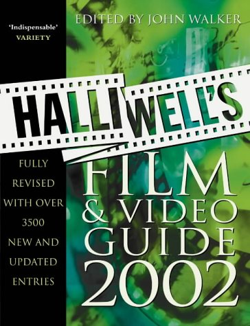 9780007122653: Halliwell's Film and Video Guide 2002