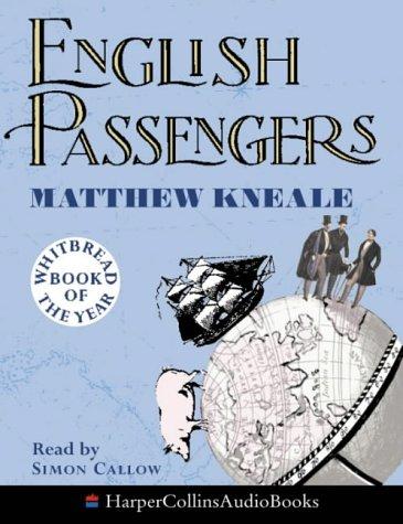 9780007122660: English Passengers