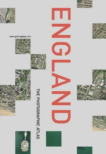 9780007122776: England: The Photographic Atlas (Millennium Mapping Company)