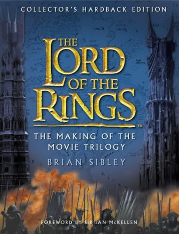 9780007123025: The Lord of the Rings: The Making of the Movie Trilogy