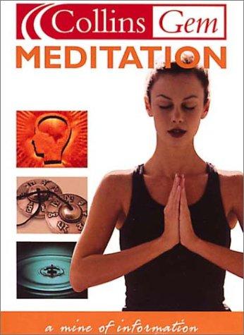9780007123056: Meditation (Collins Gem)