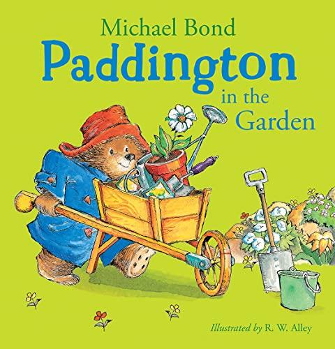 9780007123162: Paddington in the Garden