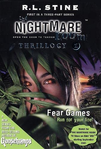 9780007123766: Fear Games (The Nightmare Room Thrillogy) (Bk.1)