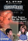 9780007123773: The Nightmare Room Thrillogy (2) - What Scares You the Most?: What Scares You the Most? Bk.2