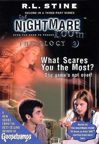 9780007123773: The Nightmare Room Thrillogy: What Scares You the Most? Bk.2 (The Nightmare Room Thrillogy)