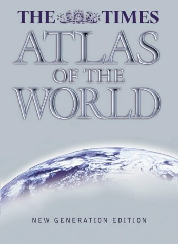 9780007124008: The Times Atlas of the World