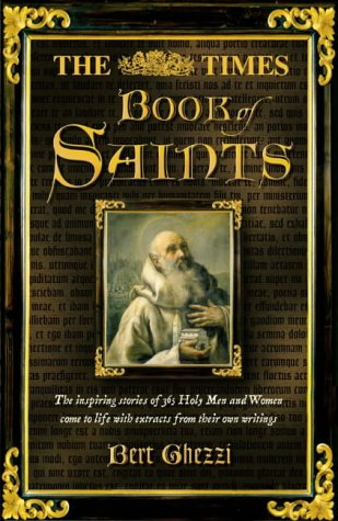 9780007124114: The Times Book of Saints