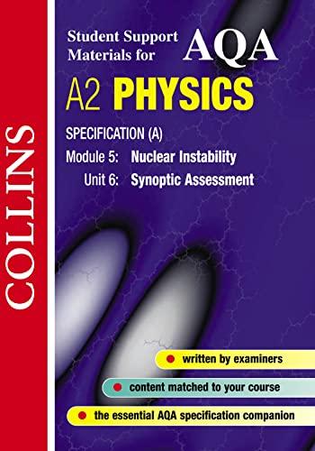 AQA A2 Physics Specification (A) Module 5: Kelly, David