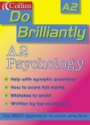 9780007124206: Do Brilliantly At - A2 Psychology