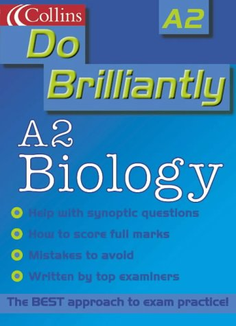 9780007124220: Do Brilliantly At – A2 Biology