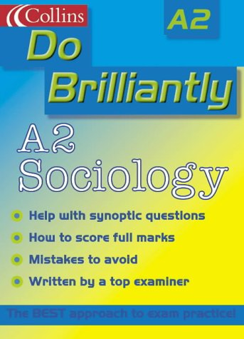 9780007124237: Do Brilliantly At - A2 Sociology