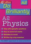 9780007124329: Do Brilliantly At - A2 Physics