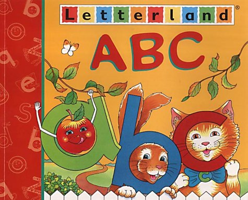 9780007124459: Letterland ABC