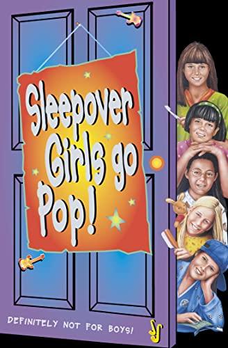 9780007126217: The Sleepover Girls Go Pop (The Sleepover Club)
