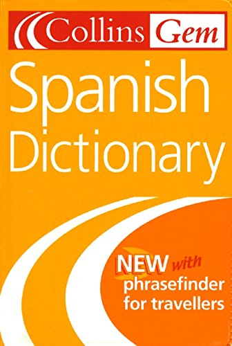 9780007126255: Collins Gem Spanish Dictionary, 6e