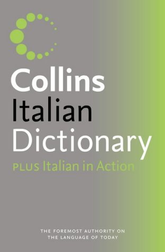 9780007126262: Collins Italian Dictionary Plus