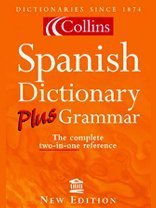 9780007126279: Collins Spanish Dictionary, Plus Grammar