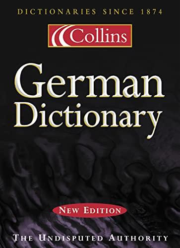 9780007126309: Collins German-English, English-German Dictionary: Unabridged