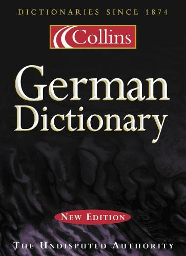 9780007126309: Collins German-English, English-German Dictionary: Unabridged