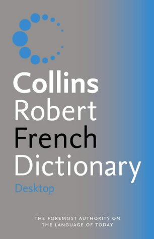 9780007126330: Collins Robert Desktop French Dictionary