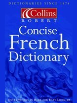 Collins-Robert Desktop French Dictionary: Purves
