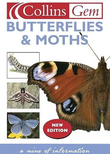 9780007126521: Butterflies and Moths (Collins Gem)