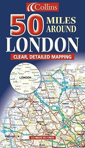9780007126552: 50 Miles Around London