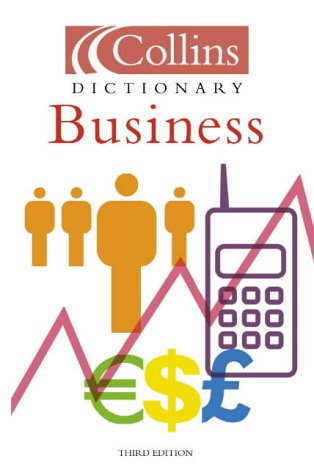 9780007126699: Collins Dictionary of - Business