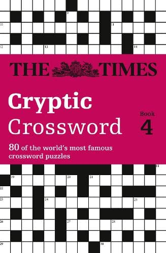 9780007126743: The Times Crossword Book 4: Bk. 4