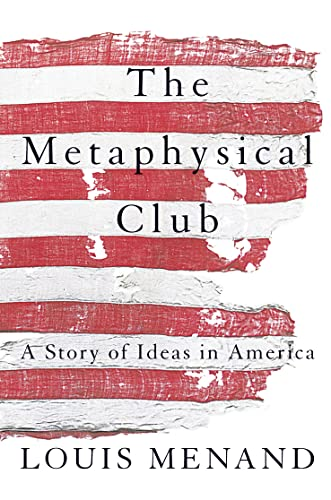 9780007126903: The Metaphysical Club