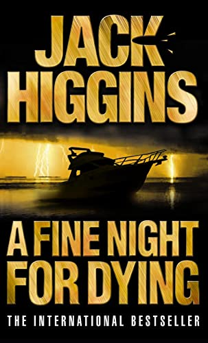 9780007127207: A Fine Night for Dying