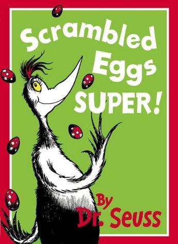9780007127399: Scrambled Eggs Super! (Dr Seuss)
