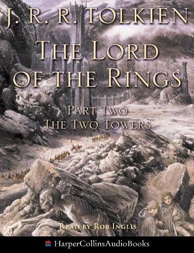 9780007127436: The Two Towers - Audio cassette