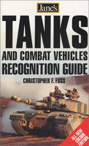 9780007127597: Tanks and Combat Vehicles Recognition Handbook (Jane's) (Jane's Recognition Guides)
