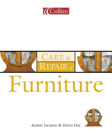 9780007127627: Collins Care and Repair of Furniture
