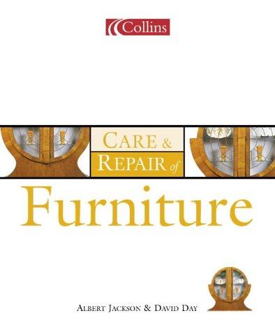 9780007127627: Collins Care and Repair of Furniture