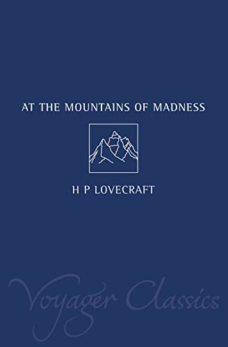 9780007127771: At the Mountains of Madness (Voyager Classics)