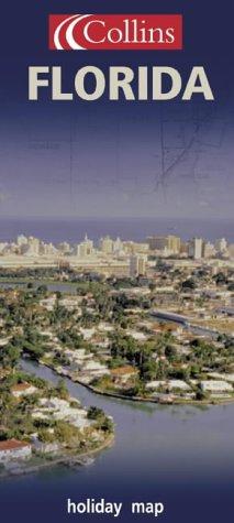 9780007128006: Holiday Map: Florida (Holiday Map Series)