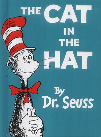 9780007128334: The Cat in the Hat: Mini Edition (Dr Seuss Miniature Edition)