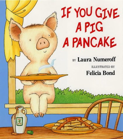 9780007128396: If You Take a Mouse to School (If You Give...) (Hardcover)