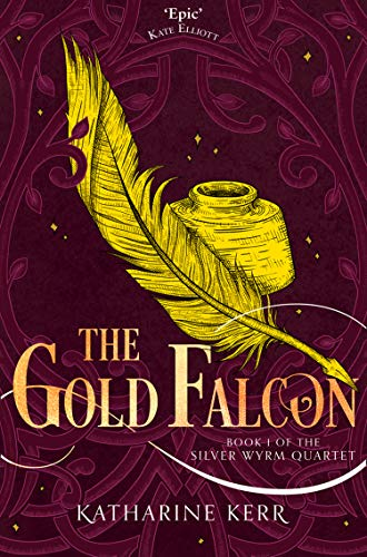 9780007128723: The Gold Falcon (Deverry Silver Wyrm 1)
