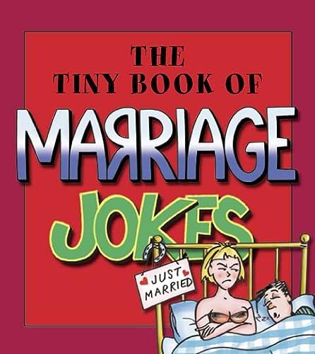 9780007128747: Tiny Book of Marriage Jokes