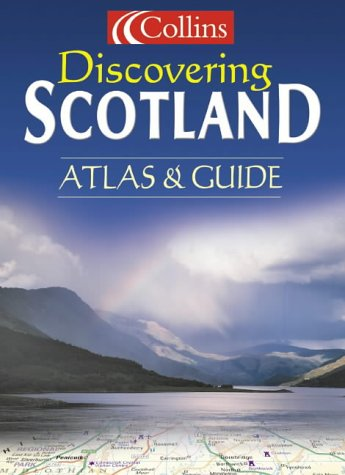 9780007128822: Discovering Scotland (Atlas)