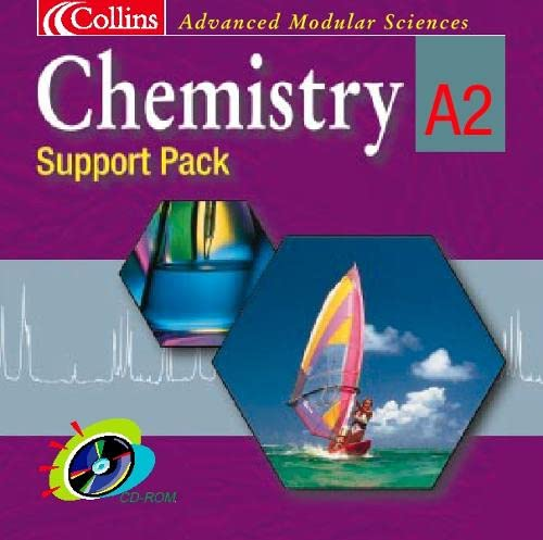 9780007128884: Collins Advanced Modular Sciences - AQA Chemistry: A2 Support CD-Rom