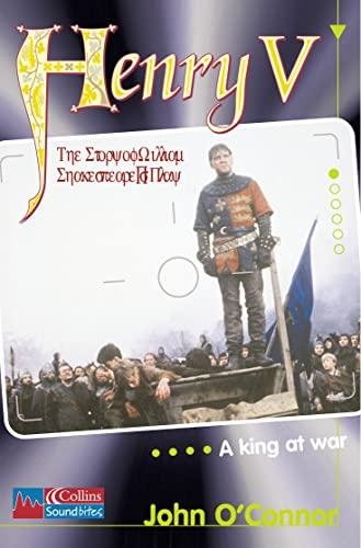 9780007128969: The Henry V Story: Reader Pack Stage 1 (Collins Soundbites)