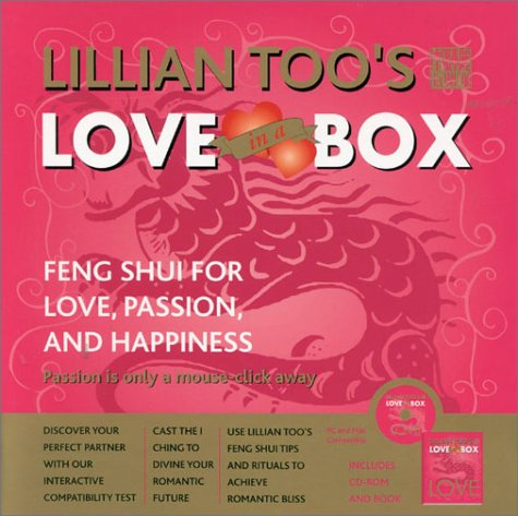 9780007129560: Lillian Too's Love in a Box: Interactive Feng Shui for Love, Passion and Happiness