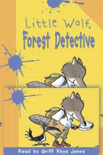9780007130245: Little Wolf, Forest Detective