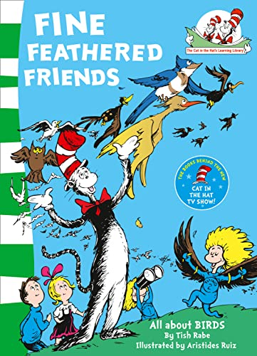 9780007130580: Fine Feathered Friends (The Cat in the Hat's Learning Library, Book 6)