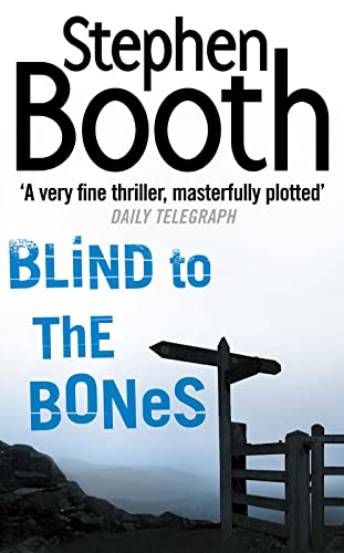 9780007130672: Blind to the Bones (Cooper and Fry Crime Series)